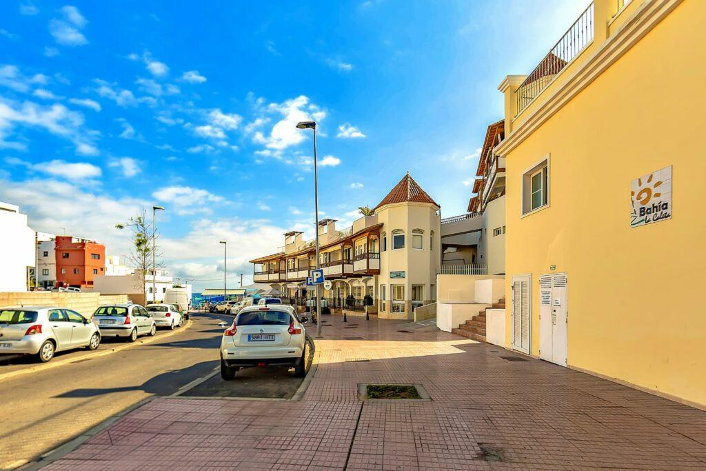 Tenerife adeje appartement te huur