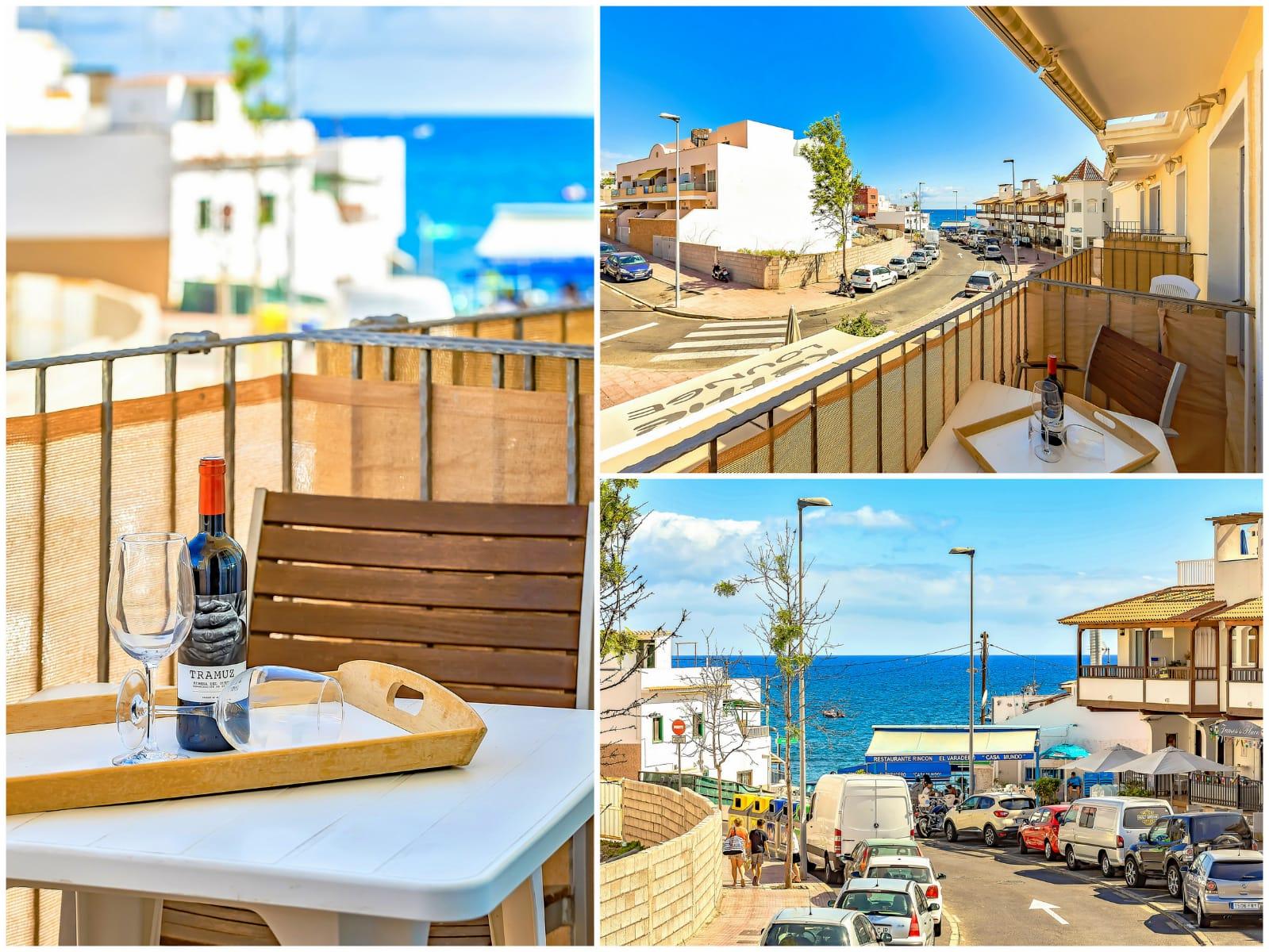 Tenerife appartement aan zee
