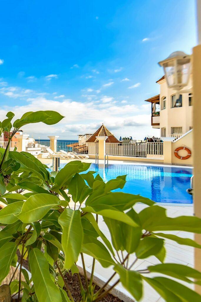 Tenerife appartementen