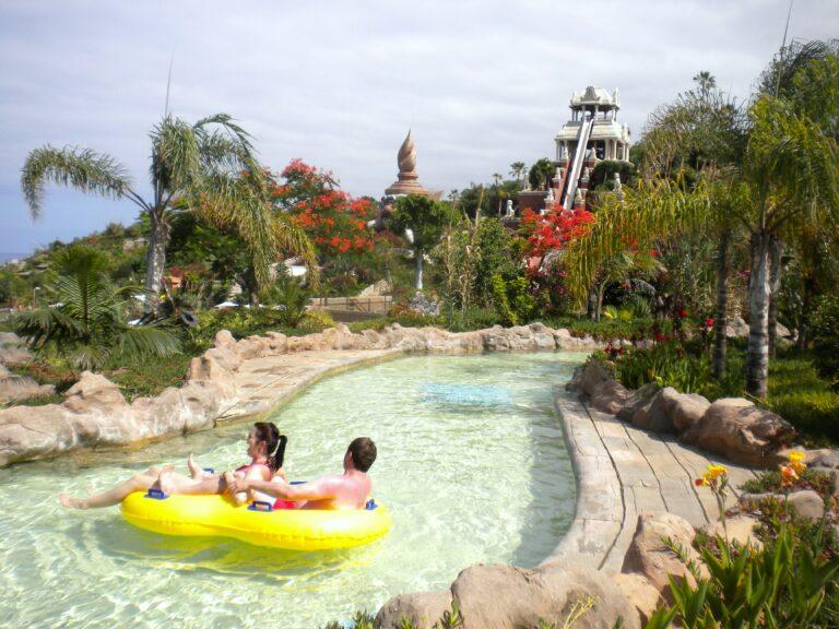 Beste waterparken in tenerife